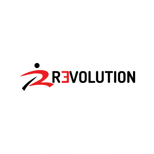 Revolution Logo Design