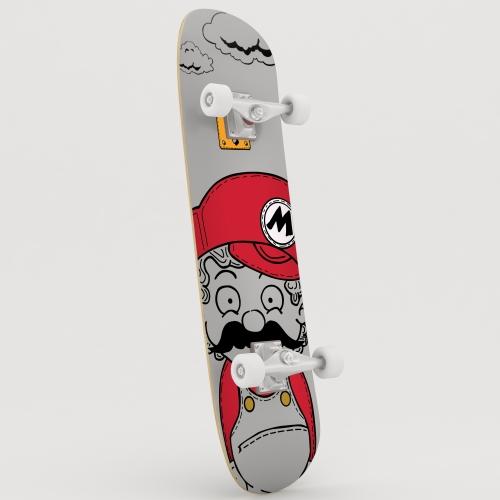 Skateboard Custom Design