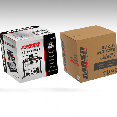 Packaging Design - MASA