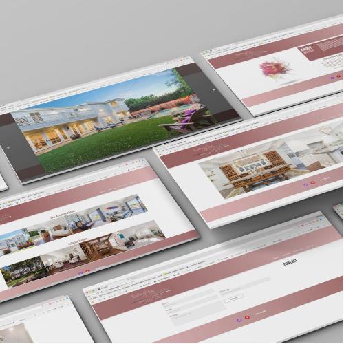 Website Design - Interior Designer