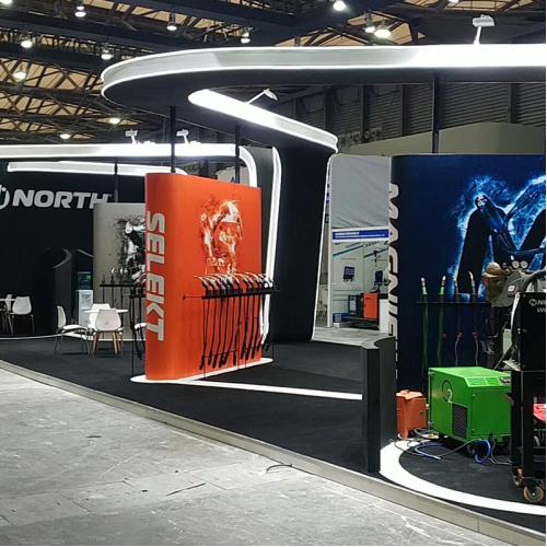 Event Design - Tradeshow Booth