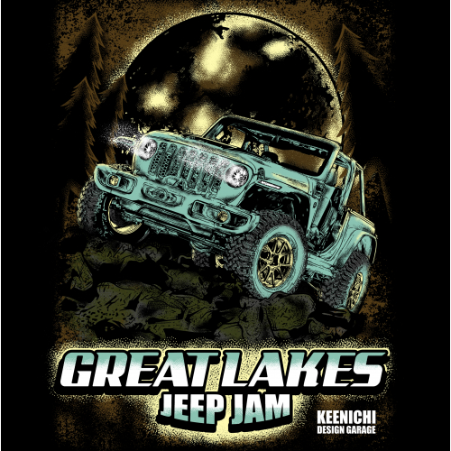 GREAT LAKES JEEP JAM