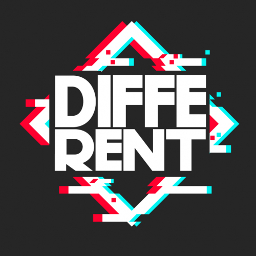 DIFFERENT - CLIENT LOGO