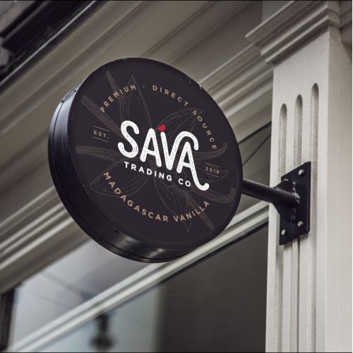 SAVA Trading Co   Signage