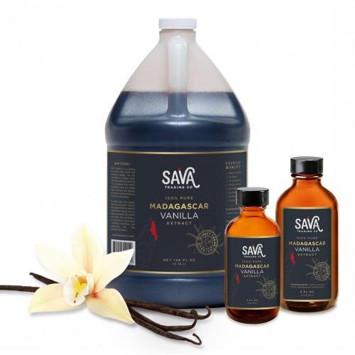 SAVA Trading Company   Vanilla Extract