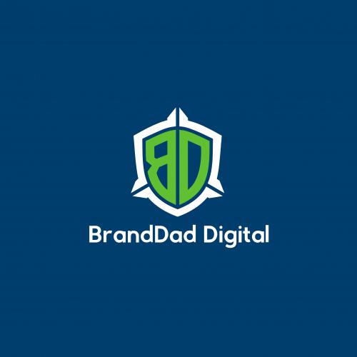 Brandad logo design