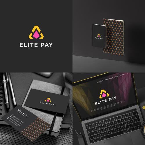 Elite Pay Logo Design