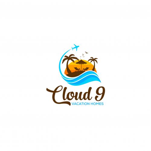 Vacation logo design