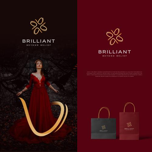 Brilliant Luxury Logo Design