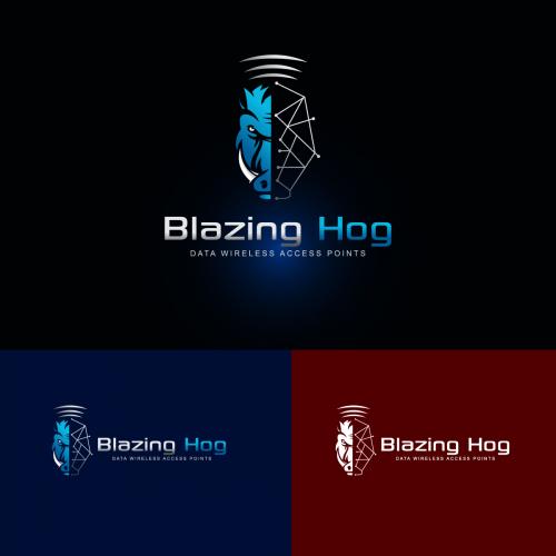 Blazing Hog