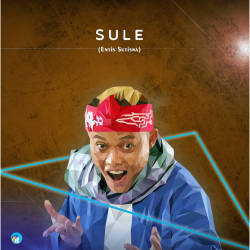Sule Sutisna on Lowpoly Style   Indonesian Comedian