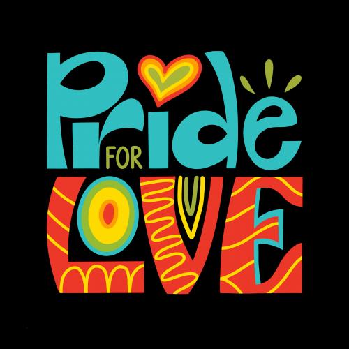 pride for love