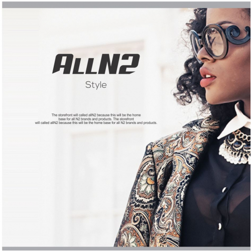 Minimal Logo for ALLN2