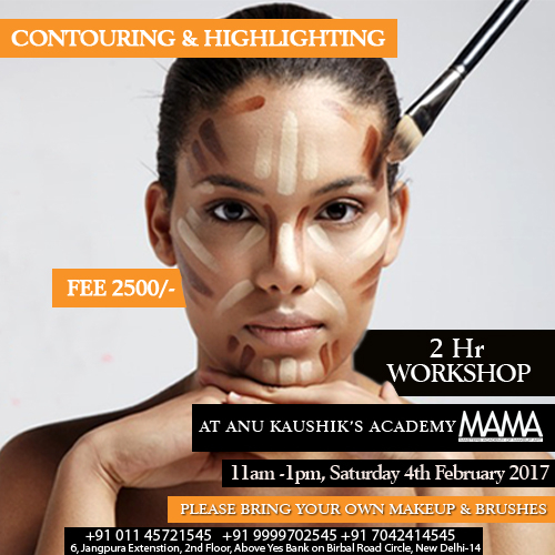 Advertisement-Online for Makeup Academy