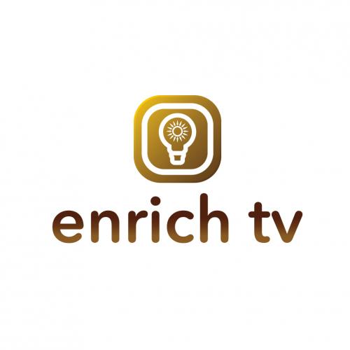 An example of a tv logo