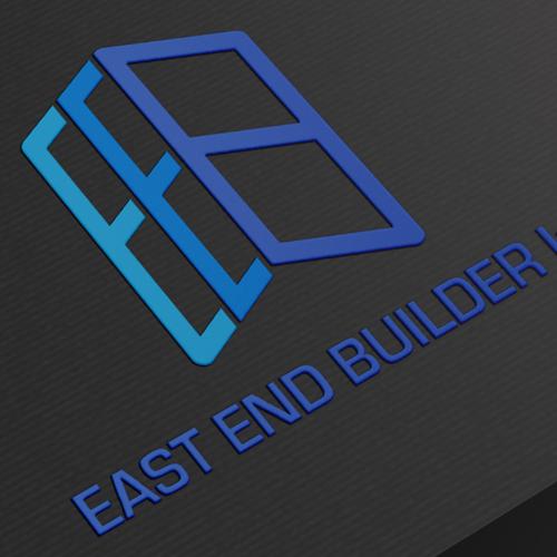 EAST END BUILDER LOGO