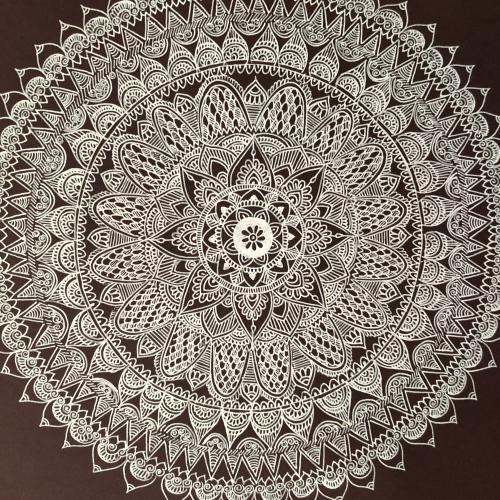 Mandala state of mind
