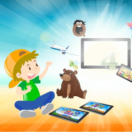 game promo screen