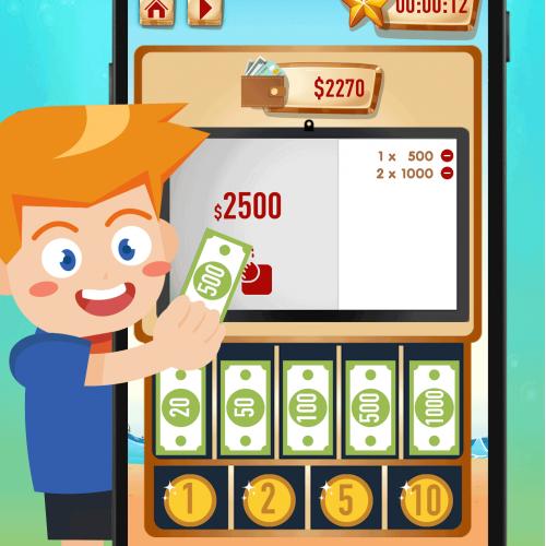 game screen design