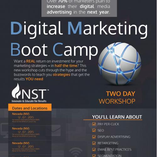 Digital marketing boot camp