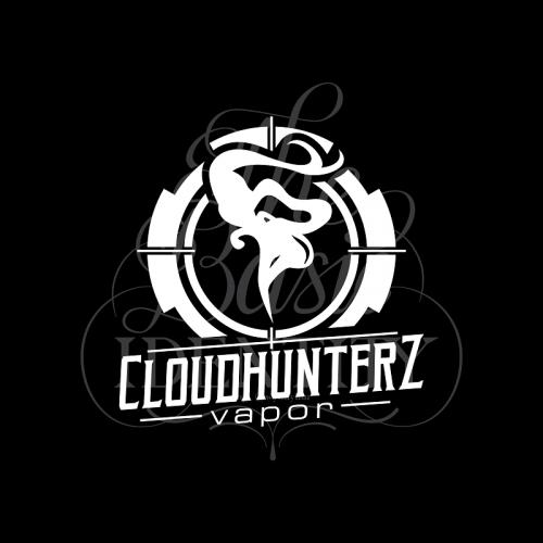 Logo design for Cloudhunterz Vapor