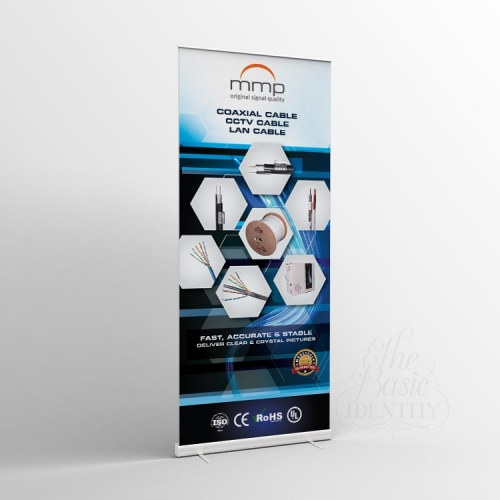 Banner Design for a Technology Company