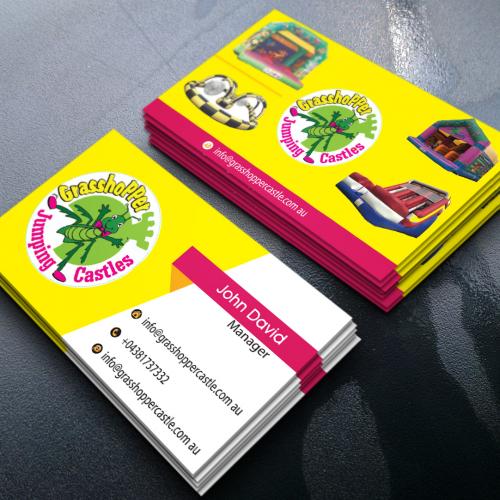 busness card