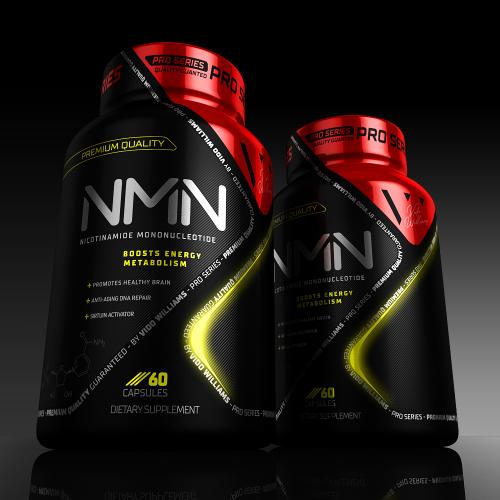nmn label design