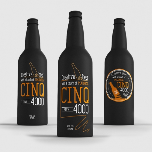 beer concept and logo