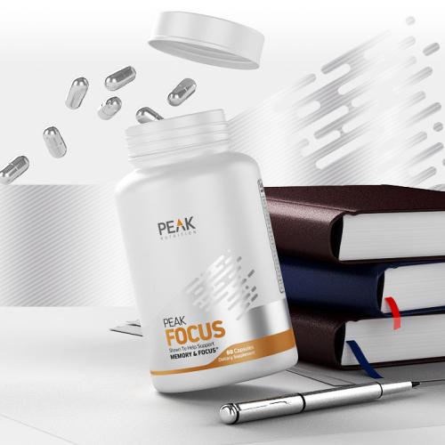 focus label design