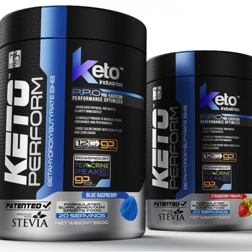supplement design