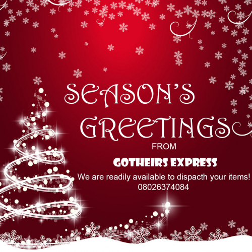 gotheirs greeting card