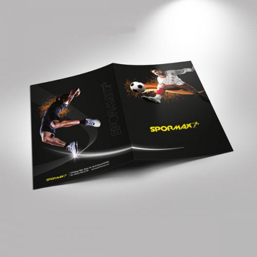 spormax pocket folder