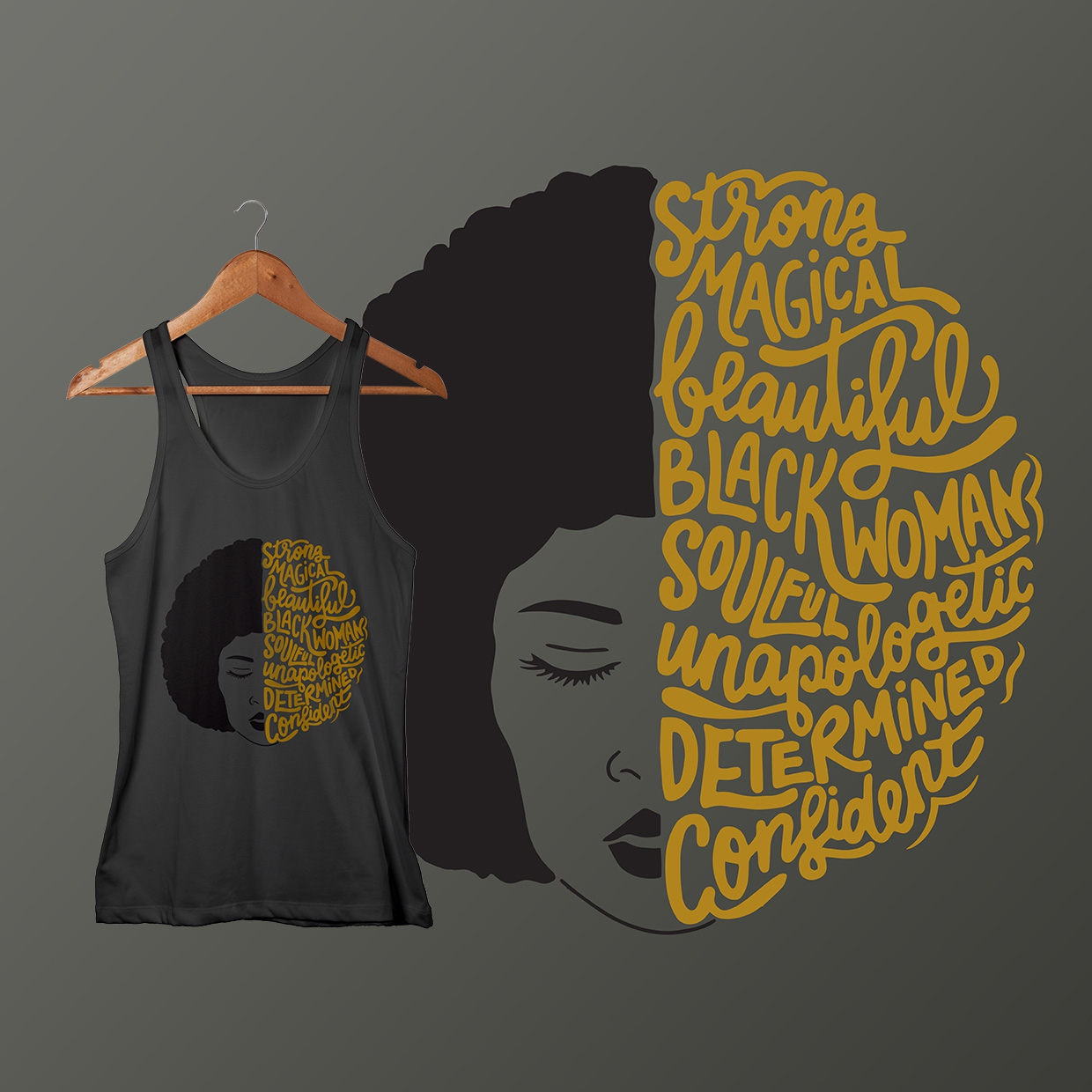 Graphic T-shirt Designs for Women