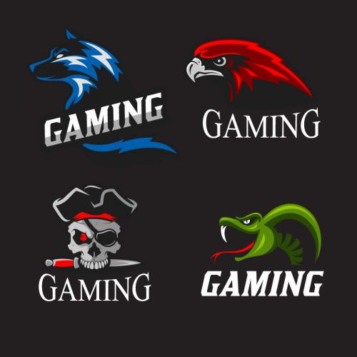 New look 2020 professional gaming logo design