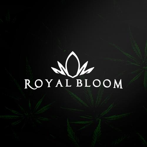 Royal Bloom Logo Design