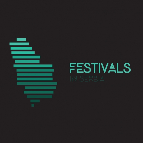 Festivals in Serbia - Logo design
