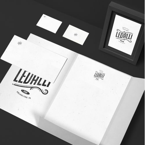 Logo and Brand Identity Package