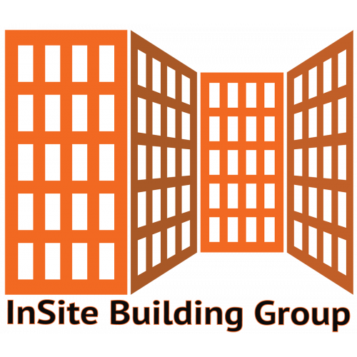 Logo for housing construction company - Insite Building Group