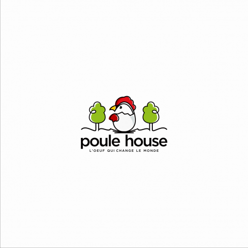 poule house