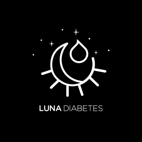 Wearable Diabetes Product Logo Design