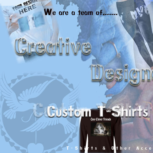 T-Shirts Graphic Banner