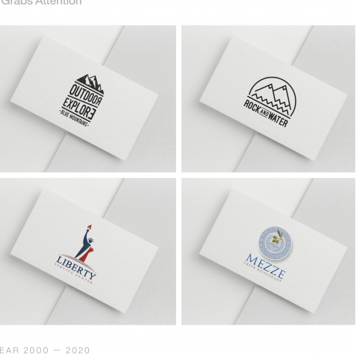 Logos made for various clients