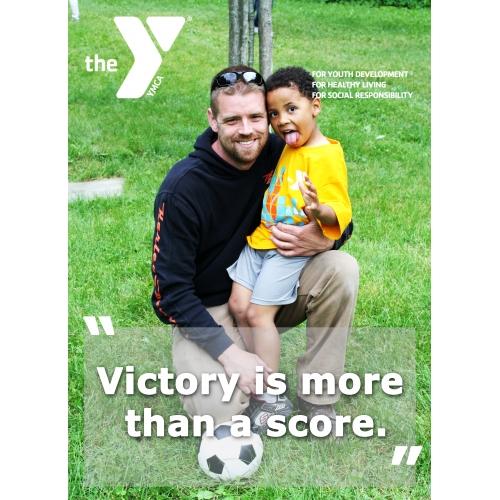 YMCA Outdoor Sign