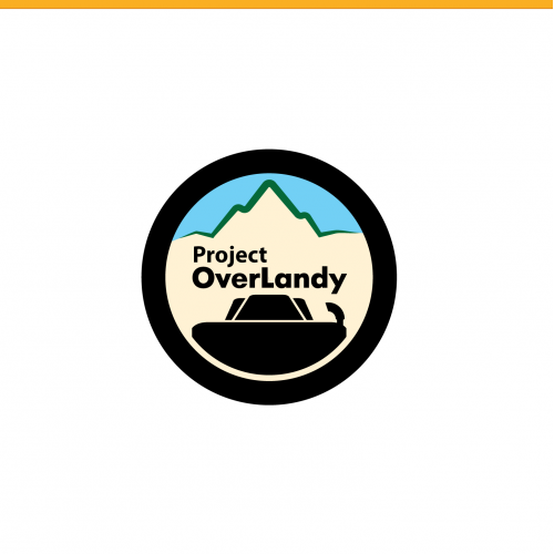 Project OverLandy Logo Design