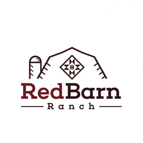 Red Barn Ranch Logo Design