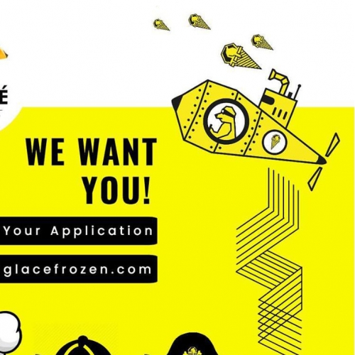 Glace' Advertising