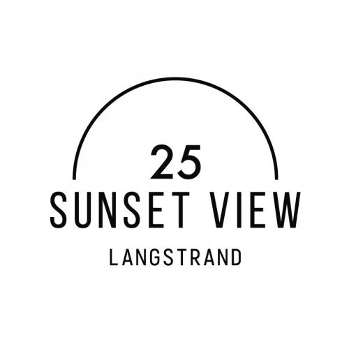 Sunset View Logo Design