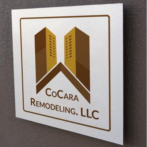 Logo Design- Co Cara Remodeling LLC