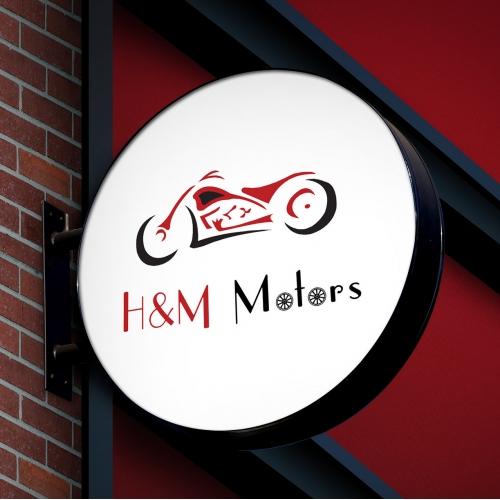 Logo Design- Motor shop